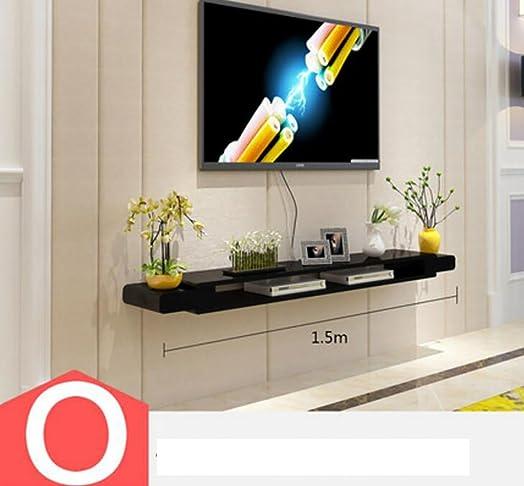 FGSGJ TV Cabinet Set - Top Box Scaffali Salotto TV Parete di fondo Parete Appeso Camera da letto Parete divisoria ( Colore : B )