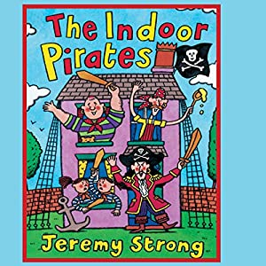 Indoor Pirates Audiobook