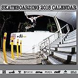 Skateboarding 2015 Calendar