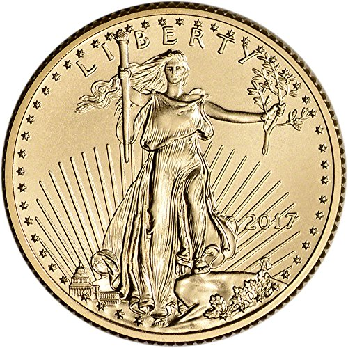 Buy 2017 American Gold Eagle 10 Now!