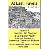 At Last, Favela (Lorenzo, The Story of a Very Long Youth, Vol 7)