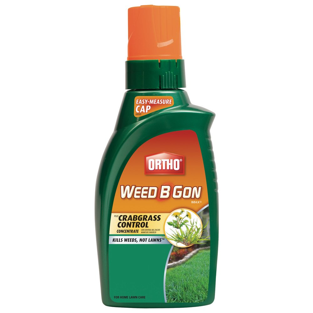 ortho weed b gon max weed killer for lawns plus crabgrass. Black Bedroom Furniture Sets. Home Design Ideas