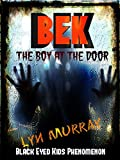 img - for BEK: [Black Eyed Kids Phenomena] (The Boy at the Door) A Collection of Short Stories, case studies and more! book / textbook / text book