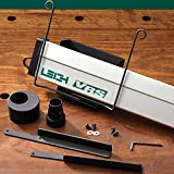 Vacuum & Router Support for Leigh Super 12 Dovetail Jig by Leigh
