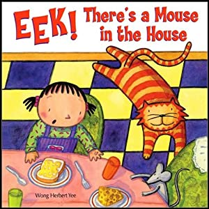 Eek! There's a Mouse in the House Audiobook