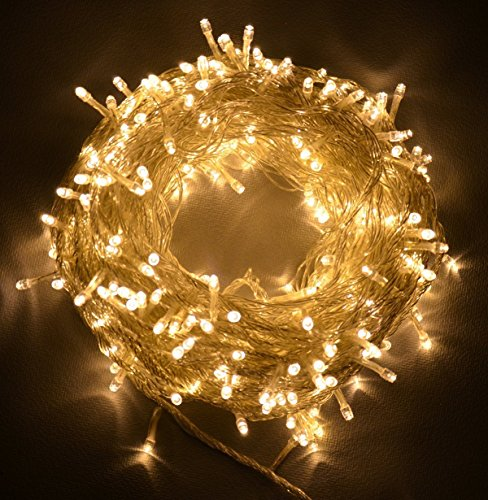 Guinness Party String Lights : E-Light 300 LED Christmas Lights String Fairy Lights for Indoor Outdoor Party Wedding Decoration ...