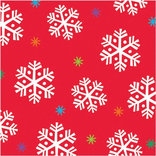 North Pole Greeting Beverage Napkins - 1