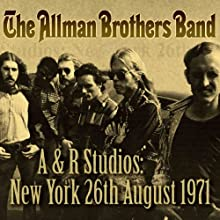 A & R Studios: New York 26th August 1971