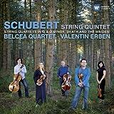 """Schubert : Quintette � cordes - Quatuors � cordes n� 14 """"La jeune fille et la mort"""" et n� 15"""