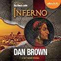 Inferno (Tétralogie Robert Langdon 4) Audiobook by Dan Brown Narrated by François d'Aubigny