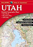 Utah Atlas and Gazetteer (0899332552) by Delorme