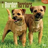 BT Border Terriers 2015 Wall