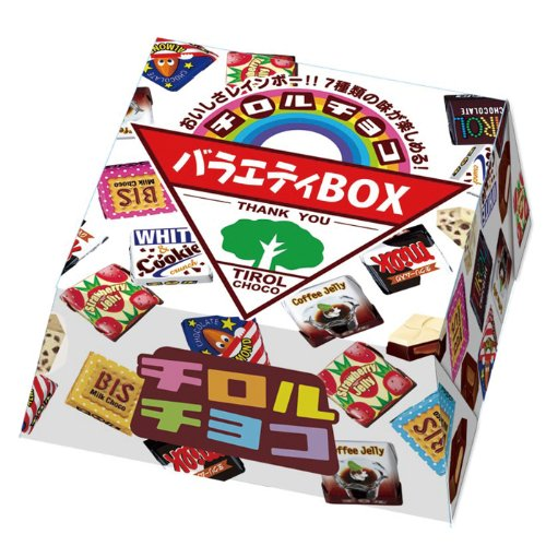6 boxes 27 pieces Chiroruchoko variety BOX...