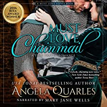 Must Love Chainmail: Must Love Series, Book 2 | Livre audio Auteur(s) : Angela Quarles Narrateur(s) : Mary Jane Wells