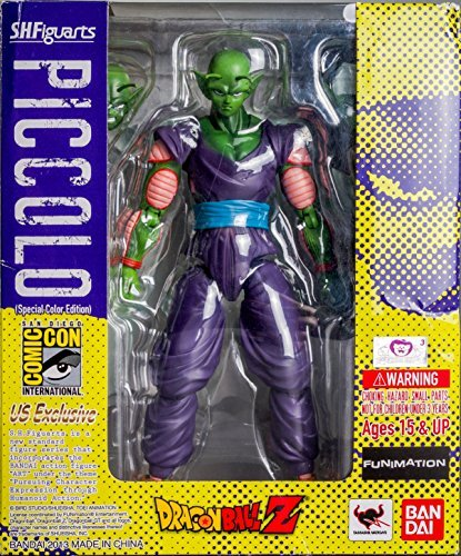SDCC 2013 Exclusive S.H.Figuarts Piccolo