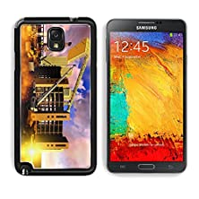 buy Msd Samsung Galaxy Note 3 Aluminum Plate Bumper Snap Case Construction Site Abstract Colorful Illustration Image 25521930