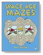 Space Age Mazes (Dover Children's Activity Books)