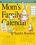 Mom's Family 2012 Wall Calendar