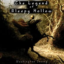 The Legend of Sleepy Hollow Audiobook by Washington Irving Narrated by Jack Chekijian