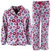 Paul Frank Essentials Notch Collar Folded Pajama Set