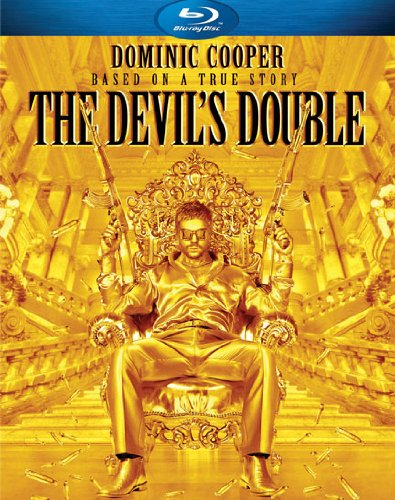 Cover art for  The Devil's Double [Blu-ray]