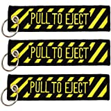 3x Pull to Eject Keychain - Apex Imports (3x Pack)