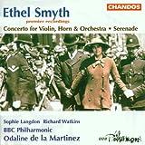 Concerto Pour Violon, Cor Et Orchestre...