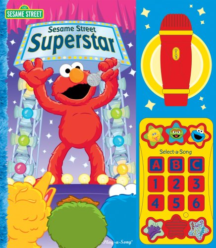Sesame Street Superstar [With Microphone] (Play-A-Song)