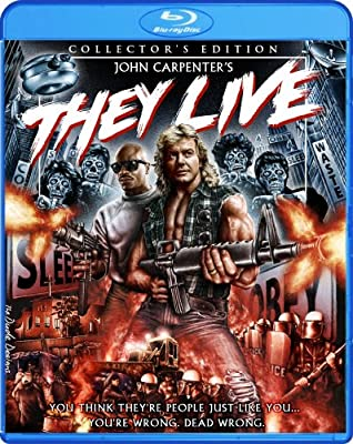 They Live (Collector's Edition) [Blu-ray]