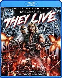 They Live (Collector\'s Edition)  [Blu-ray]