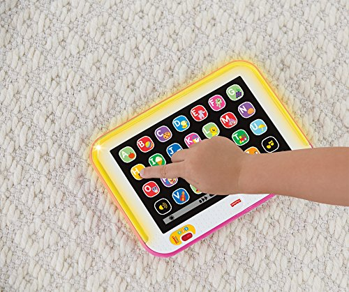Laugh & Learn Smart Stages Tablet - Pink | CHC61 | Fisher ...