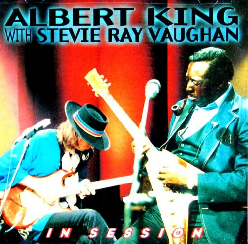 In Session by King/ Albert / Vaughan/ Stevie Ray and Stevie Ray Vaughan