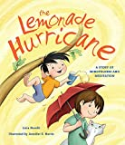img - for The Lemonade Hurricane: A Story of Mindfulness and Meditation book / textbook / text book