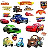 RoomMates Disney Pixar Cars Piston Cup Champs Peel & Stick Wall Decal