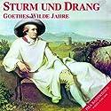 Sturm und Drang. Goethes wilde Jahre (PISA-Basiswissen Deutsch) Hörbuch von Stefan Hackenberg Gesprochen von: Thomas Friebe, Nicole Engeln