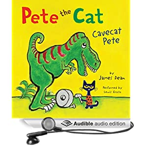 Pete the Cat: Cavecat Pete by James Dean (2015, Paperback)