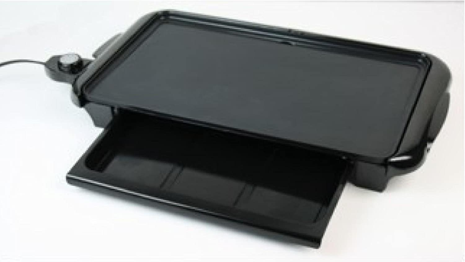 Nostalgia Electrics™ NGD200 Non-stick Griddle with Warming Drawer (Nostalgia Electrics NGD-200 Non-stick Griddle with Warming Drawer)