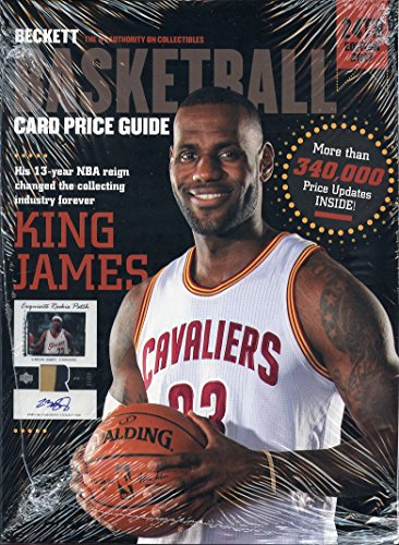 current-beckett-basketball-24th-edition-2017-annual-price-guide-lebron-james