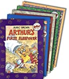 Marc Brown Arthur Books (12) : Arthurs Nose; Arthurs Thanksgiving; Arthurs Christmas; Arthurs Halloween; Arthur & the True Francine; Arthurs Valentine; Arthur Writes a Story; Arthurs Chicken Pox; April Fools; Arthurs Teacher Trouble (Popular Children Series: Arthur by Marc Brown)