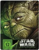 Star Wars: Angriff der Klonkrieger (Steelbook) [Blu-ray] [Limited Edition]