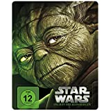 Star Wars: Angriff der Klonkrieger (Steelbook) [Blu-ray]