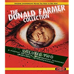 The Donald Farmer Collection Vol. 2: Homicidal & More [Blu-ray]