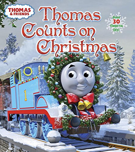Thomas Counts on Christmas (Thomas & Friends) (Thomas & Friends (Board Books)) (Thomas The Train Board Books compare prices)