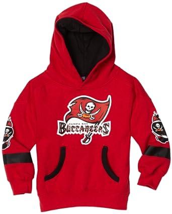 NFL Tampa Bay Buccaneers QB Jersey Hoodie - R16Ntt18 Boys