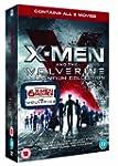 X-MEN & THE WOLVERINE ADAMANTIUM COLL...