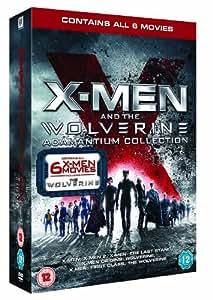 X-Men And The Wolverine Adamantium Collection [DVD] [2000]