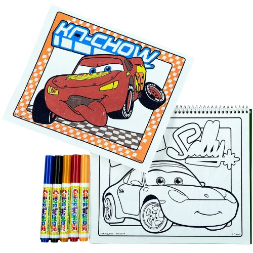 Crayola Color Wonder Kit-Disney Pixar's Cars
