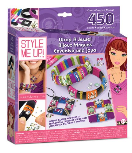 Style Me Up Wrap a Jewel - 1