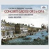 Handel :Concerti Grossi Op.3