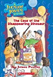 The Case of the Disappearing Dinosaur (Jigsaw Jones Mystery, No. 17) (0439306396) by James Preller